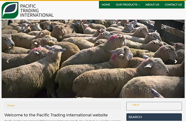Pacific Trading International